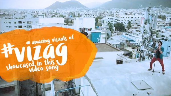 �Kshanam�s video featuring the city goes viral